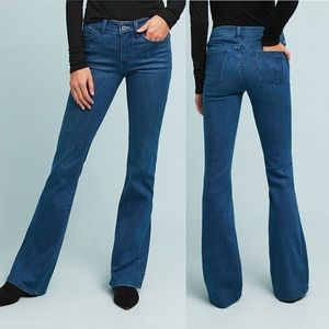 Pilcro Anthro Mid-Rise Bootcut Jeans 29 Tall